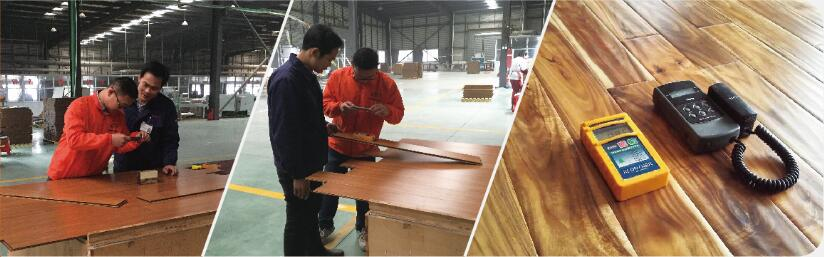 Pre-Shipment Floor Inspection