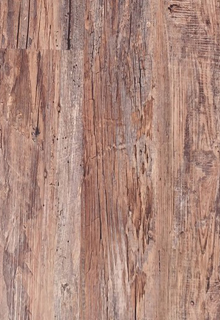 Crystal Wood Grain WPC Vinyl Flooring